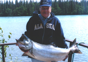 King (chinook) salmon
